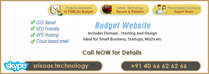 Cheap Website Design, Budget Web Design
